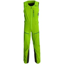 Phenix Black Powder 3L Ski Bib Overalls - Waterproof (For Men) in Yellow Green - Closeouts