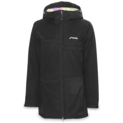 Phenix Cube Jacket - Insulated (For Women) in Black