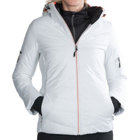 Phenix Daisy Down Jacket - 600 Fill Power (For Women) in White