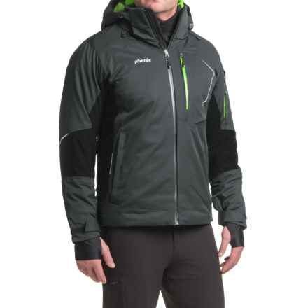 Phenix Duke Ski Jacket - Waterproof, Insulated (For Men) in Black - Closeouts