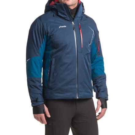 Phenix Duke Ski Jacket - Waterproof, Insulated (For Men) in Navy - Closeouts