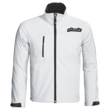 Phenix Essential Jacket - Soft Shell (For Men) in White - Closeouts