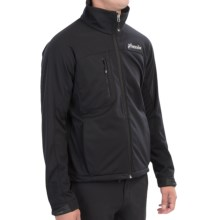 Phenix Essential Soft Shell Jacket - Waterproof (For Men) in Black - Closeouts