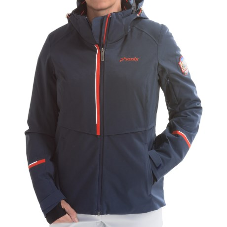 Phenix Eternal Snow Ski Jacket Waterproof, Insulated (For Women)