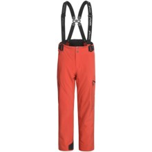 Phenix Flight Salopette Ski Pants - Waterproof, Insulated (For Men) in Red - Closeouts