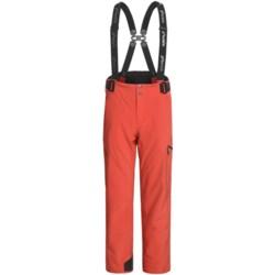 Phenix Flight Salopette Ski Pants - Waterproof, Insulated (For Men) in Red