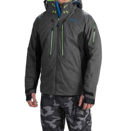 Phenix Geiranger Ski Jacket - Insulated (For Men) in Off Black - Closeouts