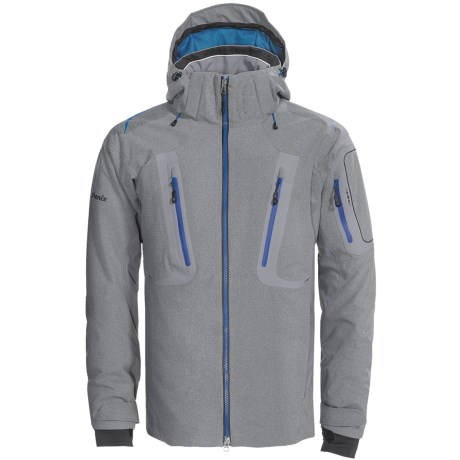 Phenix Geiranger Ski Jacket - Waterproof, Insulated (For Men) in Grey