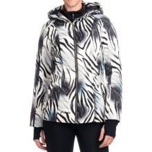 Phenix Grace Down Jacket - Insulated (For Women) in White - Closeouts