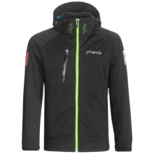 Phenix Hardanger Norse Team Jacket - Waterproof, Soft Shell (For Men) in Black - Closeouts