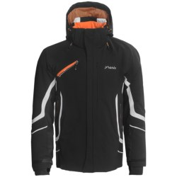 Phenix Hardanger Ski Jacket - Waterproof, Insulated (For Men) in Black