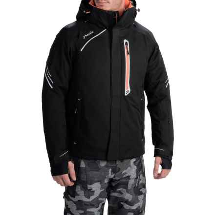 Phenix Hardanger Ski Jacket - Waterproof, Insulated (For Men) in Black - Closeouts
