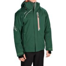 Phenix Hardanger Ski Jacket - Waterproof, Insulated (For Men) in Dark Green - 2nds