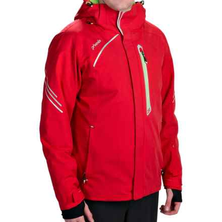Phenix Hardanger Ski Jacket - Waterproof, Insulated (For Men) in Red - Closeouts