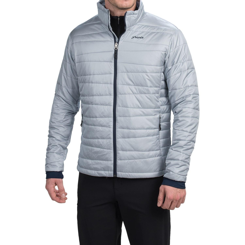 Phenix Hybrid Fluffy Primaloft 174 Jacket For Men Save 65