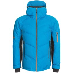 Phenix II Down Ski Jacket - 600 Fill Power (For Men) in Blue