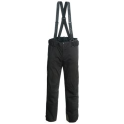 Phenix III Salopette Ski Pants - Insulated (For Men) in Black