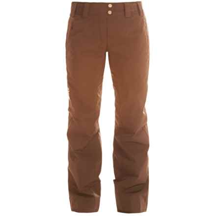 Phenix Jet Ski Pants - Waterproof, Insulated (For Women) in Brown - Closeouts