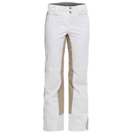 Phenix Jet Ski Pants - Waterproof, Insulated (For Women) in White - Closeouts