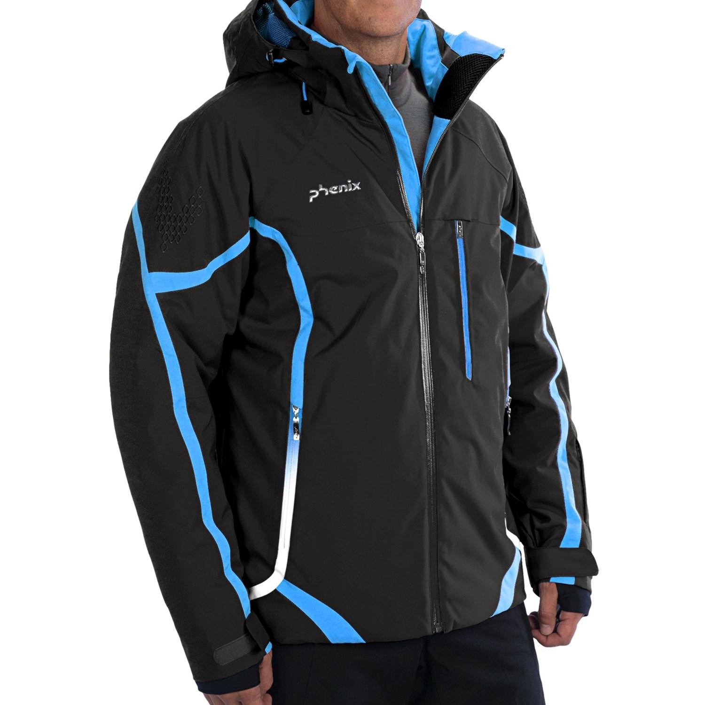 Lighting Jacket: Phenix Lightning Jacket (For Men)