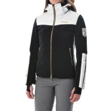 Phenix Lily Down Ski Jacket - Waterproof (For Women) in Black - Closeouts