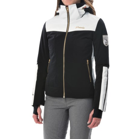 Phenix Lily Down Ski Jacket Waterproof For Women