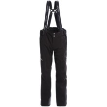 Phenix Lyse Salopette Ski Pants - Waterproof, Insulated (For Men) in Black - Closeouts