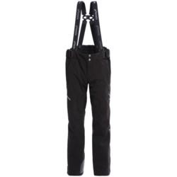 Phenix Lyse Salopette Ski Pants - Waterproof, Insulated (For Men) in Black