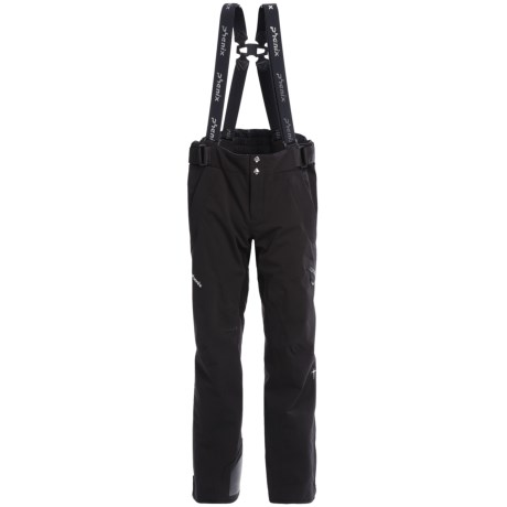 Phenix Lyse Salopette Ski Pants - Waterproof, Insulated (For Men) in Black