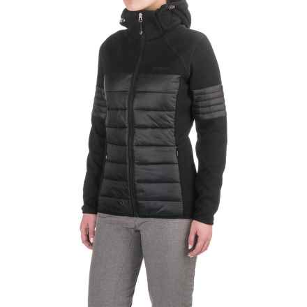 Phenix Moonlight Middle Jacket - Insulated (For Women) in Black - Closeouts