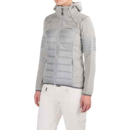 Phenix Moonlight Middle Jacket - Insulated (For Women) in Grey - Closeouts