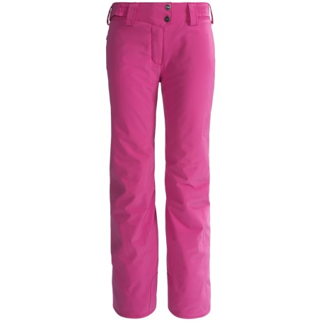 Phenix Moonlight Waist Ski Pants - Insulated (For Women) in Pink