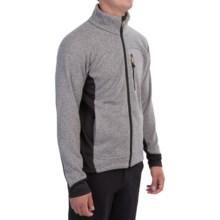 Phenix Mountain Lion Jacket - Fleece Lining (For Men) in Grey - Closeouts
