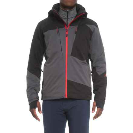 Phenix Mush III Ski Jacket - Waterproof, Insulated (For Men) in Black - Closeouts
