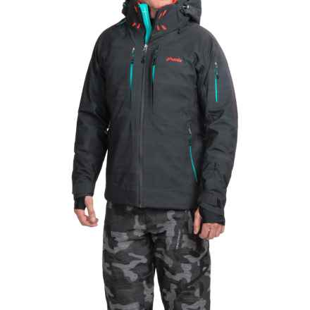 Phenix Naeroy Ski Jacket - Waterproof, Insulated (For Men) in Black - Closeouts