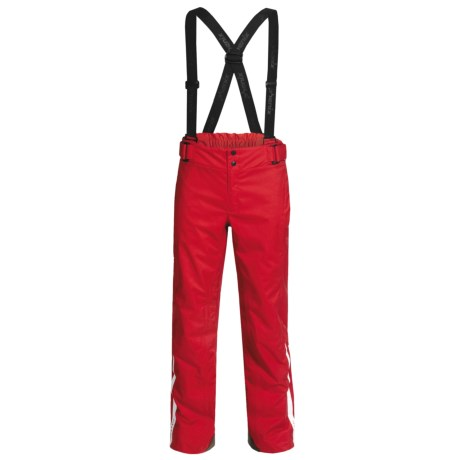 Phenix Neo Spirit Salopette Snow Pants - Waterproof, Insulated (For Men) in Red