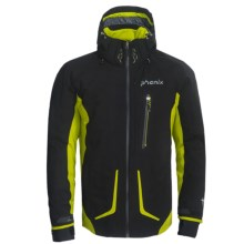 Phenix Norway Alpine Team Jacket - Waterproof, Insulated (For Men) in Black - Closeouts