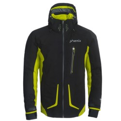 Phenix Norway Alpine Team Jacket - Waterproof, Insulated (For Men) in Black