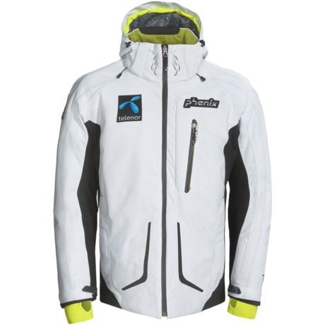 Phenix Norway Alpine Team Jacket - Waterproof, Insulated (For Men) in White