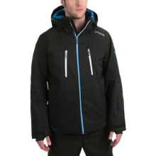 Phenix Orca Jacket - Insulated (For Men) in Black/Blue - Closeouts