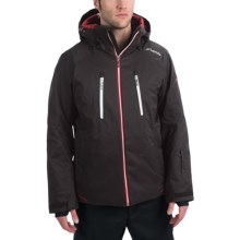 Phenix Orca Jacket - Insulated (For Men) in Black/Red - Closeouts