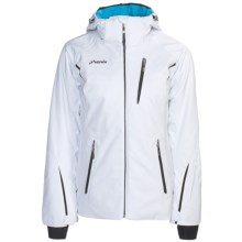 Phenix Orca Jacket - Insulated (For Women) in White/Black - Closeouts