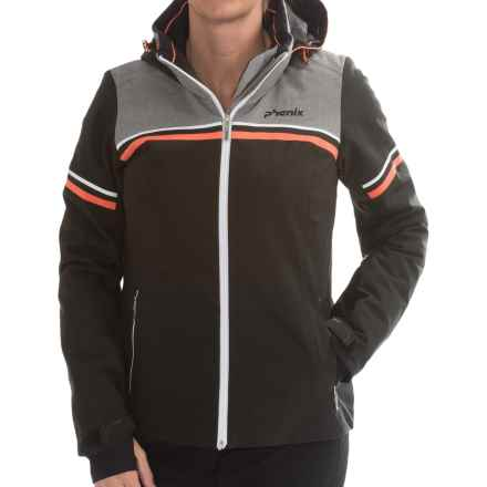 Phenix Orca Ski Jacket - Insulated (For Women) in Black - Closeouts