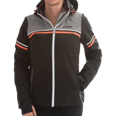 Phenix Orca Ski Jacket Insulated For Women