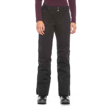 Phenix Orca Ski Pants - Waterproof, Insulated (For Women) in Black - Closeouts