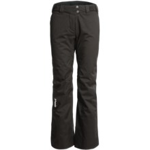 Phenix Orca Waist Pants - Insulated (For Women) in Black - Closeouts