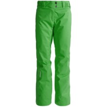 Phenix Orca Waist Ski Pants - Insulated (For Women) in Green - Closeouts