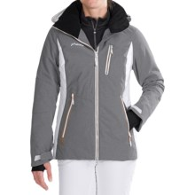 Phenix Orchid Down Ski Jacket - 600 Fill Power (For Women) in Grey - Closeouts