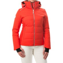 Phenix Orchid Down Ski Jacket - Waterproof (For Women) in Red - Closeouts
