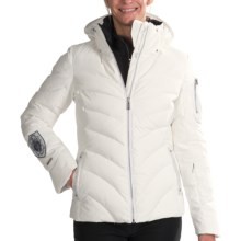 Phenix Platinum Series Down Ski Jacket - 800 Fill Power (For Women) in White - Closeouts
